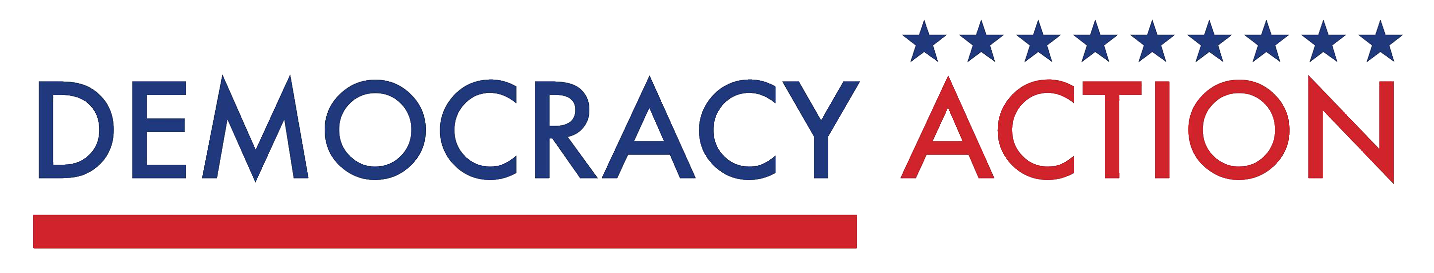 Democracy Action Logo