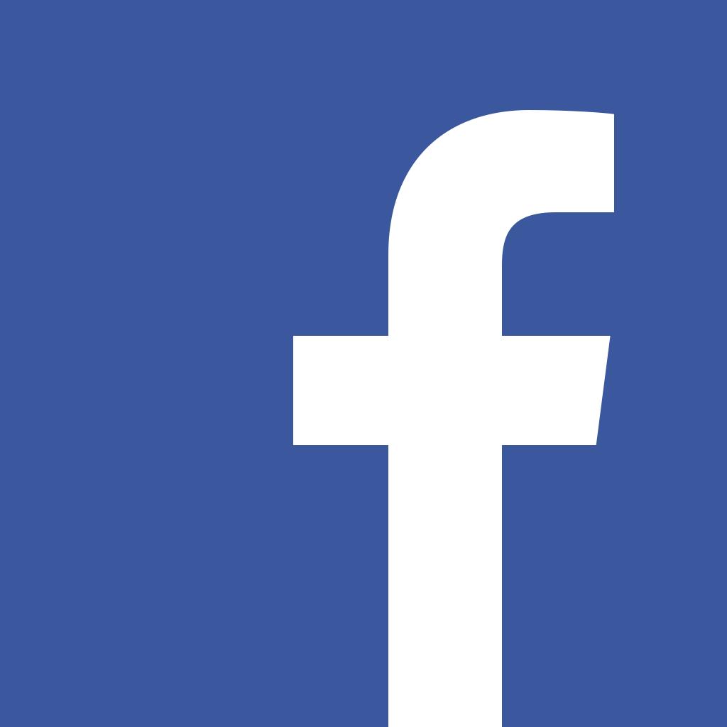 [Facebook logo]